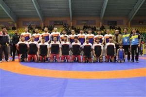 رقابت های کشتی آزاد جوانان قهرمانی کشور – گروه ب- اردبیل  گزارش تصویری- 3  4