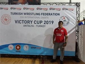 رقابت های بین المللی کشتی آزاد و فرنگی نوجوانان جام پیروزی- ترکیه 2