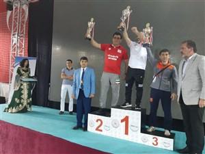 رقابت های بین المللی کشتی آزاد و فرنگی نوجوانان جام پیروزی- ترکیه 16