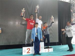 رقابت های بین المللی کشتی آزاد و فرنگی نوجوانان جام پیروزی- ترکیه 17